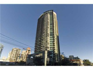 Photo 1: 1902 501 Pacific Street in Vancouver: Downtown VW Condo for sale (Vancouver West)  : MLS®# V898314