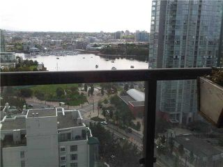 Photo 3: 1902 501 Pacific Street in Vancouver: Downtown VW Condo for sale (Vancouver West)  : MLS®# V898314