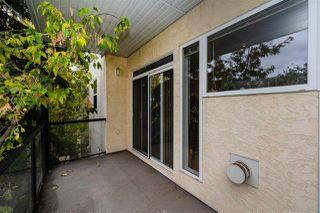 Photo 30: 118 10717 83 Avenue in Edmonton: Zone 15 Condo for sale : MLS®# E4172510