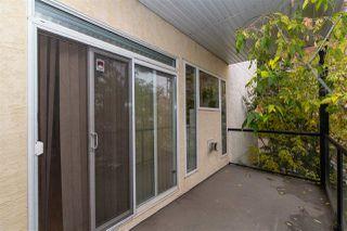 Photo 29: 118 10717 83 Avenue in Edmonton: Zone 15 Condo for sale : MLS®# E4172510