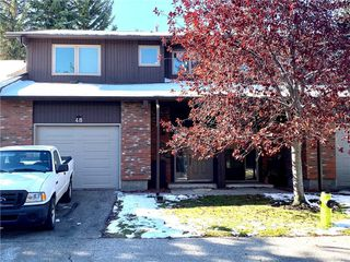 Photo 24: 48 2323 OAKMOOR Drive SW in Calgary: Palliser Row/Townhouse for sale : MLS®# C4272425