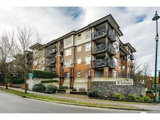 Main Photo: 120 700 KLAHANIE Drive in Port Moody: Port Moody Centre Condo for sale : MLS®# R2418558