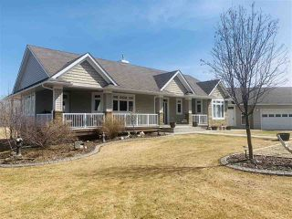 Photo 1: 54505 Rge. Rd. 280: Rural Sturgeon County House for sale : MLS®# E4192819