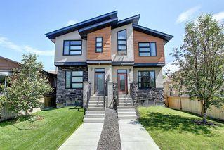 Main Photo: 114A 12 Street NE in Calgary: Bridgeland/Riverside Semi Detached for sale : MLS®# A1014321