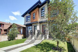 Photo 2: 114A 12 Street NE in Calgary: Bridgeland/Riverside Semi Detached for sale : MLS®# A1014321