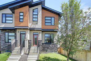 Photo 3: 114A 12 Street NE in Calgary: Bridgeland/Riverside Semi Detached for sale : MLS®# A1014321