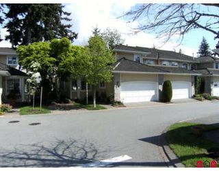 "Photo 1: 72 2500 152ND Street in Surrey: King George Corridor Townhouse for sale in ""THE PENINSULA"" (South Surrey White Rock)  : MLS®# F2925086"