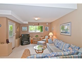 "Photo 9: # 31 7488 MULBERRY PL in Burnaby: The Crest Condo for sale in ""Sierra Ridge"" (Burnaby East)  : MLS®# V846825"
