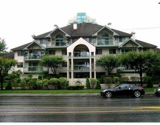 "Photo 1: 311 1148 WESTWOOD Street in Coquitlam: North Coquitlam Condo for sale in ""THE CLASSICS"" : MLS®# V656443"