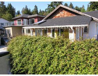 Photo 1: 2812 DOLLARTON Highway in North_Vancouver: Seymour House for sale (North Vancouver)  : MLS®# V683442