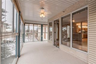 Photo 22: 214 7239 SIERRA MORENA Boulevard SW in Calgary: Signal Hill Apartment for sale : MLS®# C4282554