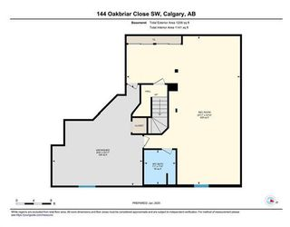 Photo 45: 144 OAKBRIAR Close SW in Calgary: Palliser Semi Detached for sale : MLS®# C4281528