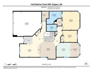 Photo 44: 144 OAKBRIAR Close SW in Calgary: Palliser Semi Detached for sale : MLS®# C4281528
