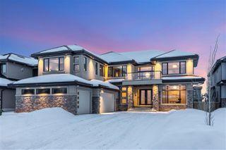 Photo 1: 3510 WATSON Point in Edmonton: Zone 56 House for sale : MLS®# E4188443
