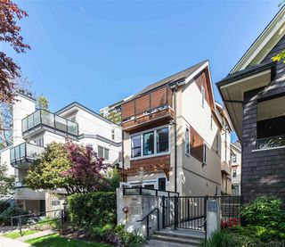"Photo 23: 1076 NICOLA Street in Vancouver: West End VW Townhouse for sale in ""NICOLA MEWS"" (Vancouver West)  : MLS®# R2454714"