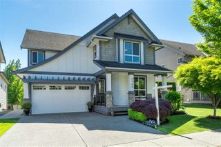 """Photo 1: 2150 ZINFANDEL Drive in Abbotsford: Aberdeen House for sale in """"Pepin Brook Estates"""" : MLS®# R2458017"""