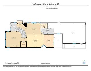 Photo 30: 209 CRANARCH Place SE in Calgary: Cranston Detached for sale : MLS®# A1031672