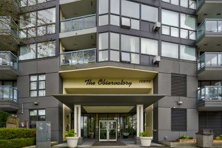 """Photo 24: 1106 10899 UNIVERSITY Drive in Surrey: Whalley Condo for sale in """"OBSERVATORY"""" (North Surrey)  : MLS®# R2507085"""