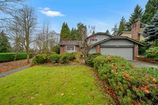 Photo 1: 1373 WYNBROOK Place in Burnaby: Simon Fraser Univer. House for sale (Burnaby North)  : MLS®# R2517509