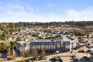 "Main Photo: 201 8880 202 Street in Langley: Walnut Grove Condo for sale in ""The Residences at Village Square"" : MLS®# R2529276"