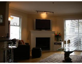 "Photo 3: 203 888 W 13TH Avenue in Vancouver: Fairview VW Condo for sale in ""THE CASABLANCA"" (Vancouver West)  : MLS®# V650167"