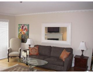 "Photo 4: 203 888 W 13TH Avenue in Vancouver: Fairview VW Condo for sale in ""THE CASABLANCA"" (Vancouver West)  : MLS®# V650167"