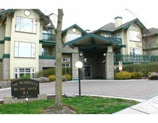 "Photo 2: 411 83 STAR Crescent in New_Westminster: Queensborough Condo for sale in ""RESIDENCE ON THE RIVER"" (New Westminster)  : MLS®# V662719"