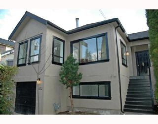 Photo 1: 1152 LILY Street in Vancouver: Grandview VE House for sale (Vancouver East)  : MLS®# V692376