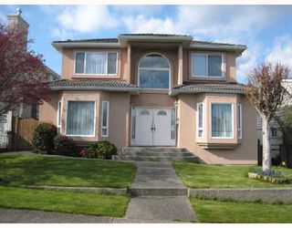 Photo 1: 2269 E 61ST Avenue in Vancouver: Fraserview VE House for sale (Vancouver East)  : MLS®# V707983