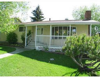 Photo 1: : Cochrane Residential Detached Single Family for sale : MLS®# C3332267