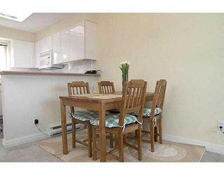 """Photo 5: 1195 W 8TH Ave in Vancouver: Fairview VW Townhouse for sale in """"ALDER COURT"""" (Vancouver West)  : MLS®# V633537"""