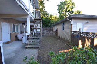 Photo 3: 307 BLUE MOUNTAIN Street in Coquitlam: Maillardville House 1/2 Duplex for sale : MLS®# R2409354
