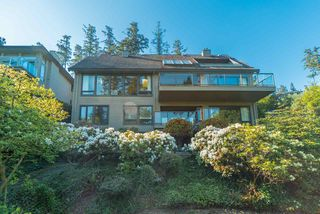 Main Photo: 4852 VISTA Place in West Vancouver: Caulfeild House for sale : MLS®# R2417179