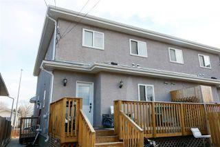 Photo 38: 11330 86 Street in Edmonton: Zone 05 House Half Duplex for sale : MLS®# E4180621