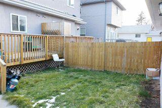 Photo 36: 11330 86 Street in Edmonton: Zone 05 House Half Duplex for sale : MLS®# E4180621
