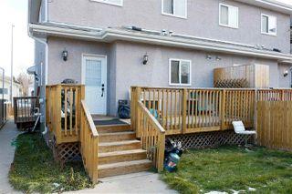 Photo 37: 11330 86 Street in Edmonton: Zone 05 House Half Duplex for sale : MLS®# E4180621