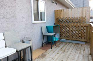 Photo 40: 11330 86 Street in Edmonton: Zone 05 House Half Duplex for sale : MLS®# E4180621