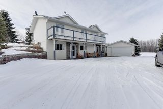 Photo 1: 70 Zodiac Drive: Rural Sturgeon County House for sale : MLS®# E4191981