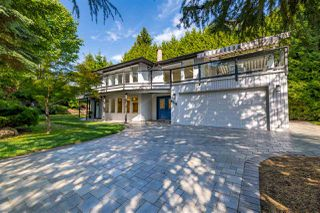 Photo 1: 8515 ANSELL Place in West Vancouver: Howe Sound House for sale : MLS®# R2461115