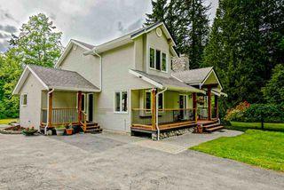 Main Photo: 11391 280 Street in Maple Ridge: Whonnock House for sale : MLS®# R2461793
