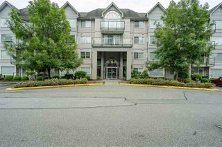"Main Photo: 103 33668 KING Road in Abbotsford: Central Abbotsford Condo for sale in ""COLLEGE PARK PLACE"" : MLS®# R2468831"