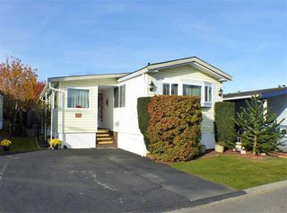 """Main Photo: 147 6338 VEDDER Road in Chilliwack: Sardis East Vedder Rd Manufactured Home for sale in """"Maple Meadows"""" (Sardis)  : MLS®# R2469389"""