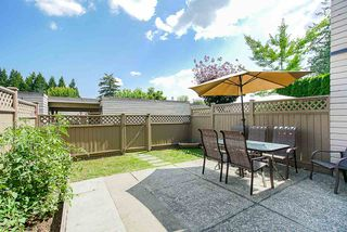 """Photo 27: 3340 VINCENT Street in Port Coquitlam: Glenwood PQ Townhouse for sale in """"Burkview"""" : MLS®# R2488086"""