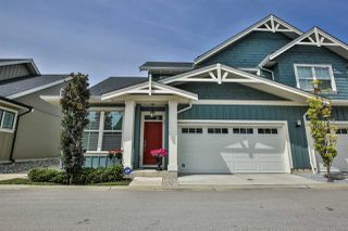 "Photo 1: 41 22057 49 Avenue in Langley: Murrayville Townhouse for sale in ""HERITAGE"" : MLS®# R2493001"