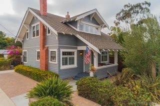 Photo 2: MISSION HILLS House for sale : 4 bedrooms : 3778 Eagle St in San Diego
