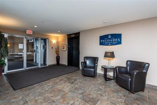 Photo 40: 328 300 PALISADES Way: Sherwood Park Condo for sale : MLS®# E4219829