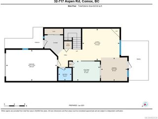 Photo 9: 32 717 Aspen Rd in : CV Comox (Town of) Row/Townhouse for sale (Comox Valley)  : MLS®# 862538