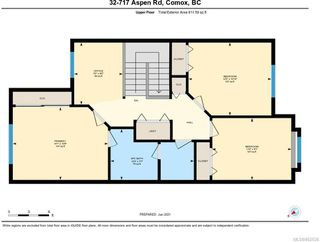 Photo 8: 32 717 Aspen Rd in : CV Comox (Town of) Row/Townhouse for sale (Comox Valley)  : MLS®# 862538