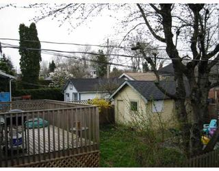 Photo 8: 3930 W 23RD Ave in Vancouver: Dunbar House for sale (Vancouver West)  : MLS®# V642147