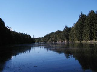 Photo 1: Boat Harbour / Kenary Cove - Vancouver Island in District of Naniamo: Land  (Islands-Van. & Gulf)